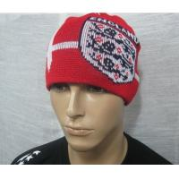 Quality 2014 world cup beanie,football fan caps,promotion Gift Knitted Beanie Hat (YC-BN045) wholesale