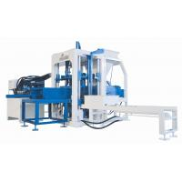 Quality Automatic Cement Brick Block Making Machine 3-15  for Sale Manufacture Machines In China wholesale
