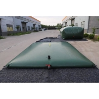 Quality Collapsible 10000L PVC Tarpaulin Water Pillow Tank wholesale