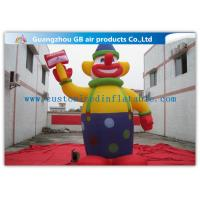 China Big Outdoor Advertising Inflatable Cartoon Characters Inflatable Animals Party Decoration on sale