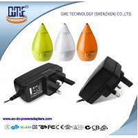 Buy cheap Wall Mounted 12v Power Adapters 36W 3A 3 Prong With One Year Warranty from wholesalers
