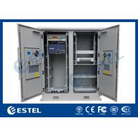 Two Compartments Base Station Cabinet