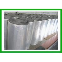 China Fire Resistant Silver Foil Insulation 4mm Thermal Insulating Blanket on sale