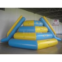 Quality PVC Tarpaulin Inflatable Backyard Water Slides For Children And Adults wholesale