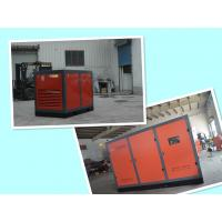 Quality 75KW 100HP Screw Type Water Cooling Air Compressor Direct Drive and Low Noise wholesale