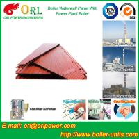 Quality Power Plant Oil Fired Boiler Water Walls Once Through High Heating Efficiency wholesale