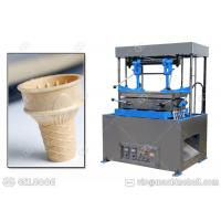 Quality GELGOOG Ice Cream Cone Machine Electric Non Stick Mold With Teflon Coating wholesale