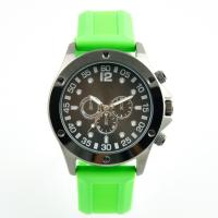 Quality Japan Movt Quartz Plastic Strap Watch Customized Logo For Lady Girls wholesale