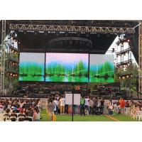 Quality HD Outdoor Pixel 5mm Stage LED Screen For Music Concert wholesale