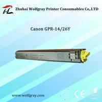Quality Compatible for Canon GPR-14 toner cartridge wholesale
