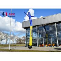 Cheap One Legged Dancing Inflatable Air Dancer Inflatable Wacky Waving Tube Man for sale