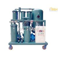 Quality High Vacuum Lube Oil Dehydration Oil Dewatering Purification System Series TYA-D wholesale