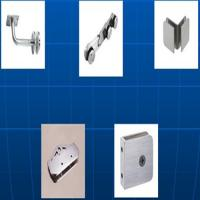 China Stainless steel Glass connector on sale