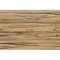 Quality High Glossy Laminated Melamine Faced MDF Board For Flooring / Furniture wholesale
