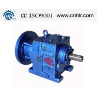 Quality R87 Two Stage Helical Gear Reducer Motor Engines / Precision Worm Gear wholesale
