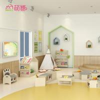 China High quality preschool cabinet furniture sets and kids table and chair on sale