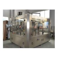 Quality Fizzy Drink Production Line Bottling Machine 6000 BPH-12000 BPH CE Certificate wholesale