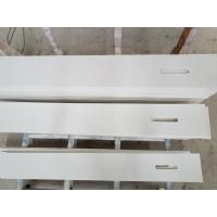 Quality Man Made Solid Stone Countertops Skirting Apron Tissue Holes Custom Stone Form wholesale