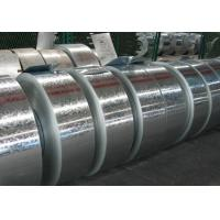 Quality Regular or Big spangle ASTM A653 Hot Dipped Galvanized Steel Strip With Passivated, Oiled wholesale