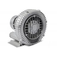 China 5500W Big Flowrate Ring Air Blower Aluminium Alloy Casing Silent Operation on sale