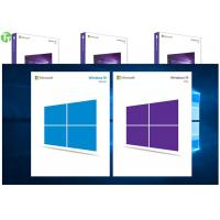 Quality Windows 10 Product Key COA License Sticker Windows 10 Professional Retail Box wholesale