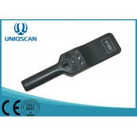 Quality Alarm / Low Battery Hand Wand Metal Detector UV140 With Power Indicator wholesale