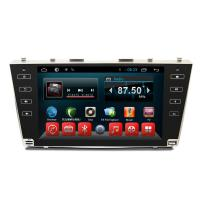 Quality Toyota camry 2008-2011 Automobile DVD Players support gps navi mirror link wholesale