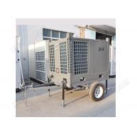 Quality Trailer Mounted Commercial Tent Air Conditioner 15HP Portable CE / SASO Certified wholesale