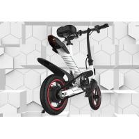 Quality Ultra Light Electric Pedal Bike , Electric Assist Bicycle Lithium Battery Powered wholesale