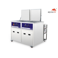 China Barbecue Grill Ultrasonic Cleaning Machine 40KHz 360L With Filter on sale