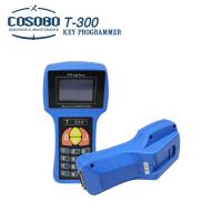Quality Auto Key Programmer T300 T-CODE English Spanish Blue / Black Cars Auto Transponder wholesale