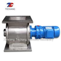 Quality Sanitary Stainless Steel Rotary Airlock Electromagnetic Valve For Grain wholesale