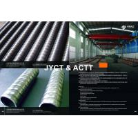 Quality Round Corrugated Steel Pipe , Corrugated Culvert Pipe OD 16-51mm wholesale