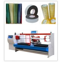 Buy cheap 4kw Width 0.8 Mm BOPP Tape Cutting Machine Thermal Paper Cutting Machine product
