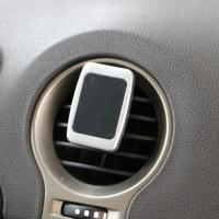 Quality Universal Rectangle Magnetic Car Air Vent Mount Holder Phone Stand Cradle for Samsung S7 S8 wholesale