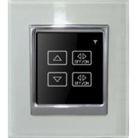 Quality 2-gang remote control dimmer switch and intelligent wall switch wholesale