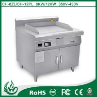 China European fashion and stylish electric griddle hot plate with 12kw on sale