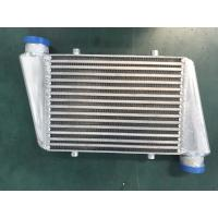 China Automobile intercooler, charge air cooler auto radiator aluminum plate bar heat exchanger evaporator on sale