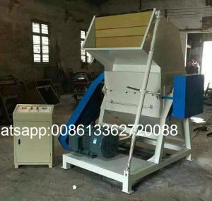Quality Industrial PET / PVC Plastic Grinding Equipment Plastic Film Recycling Machine wholesale