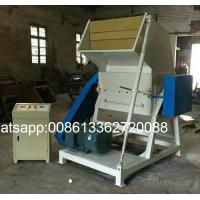 Cheap Industrial PET / PVC Plastic Grinding Equipment Plastic Film Recycling Machine for sale