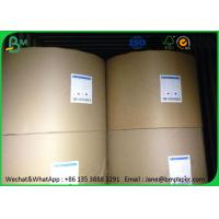 China Thick Printing Paper For Book Printing , Woodfree Uncoated High Quality Bond Paper on sale