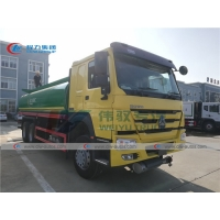China SINOTRUK 371hp 6X4 20m3 5000 Gallons Refuelling Truck on sale