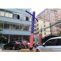 China Oxford Cloth Inflatable Advertising Products Blow Up Tube Man EN14960 ROSH on sale