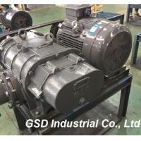 Buy cheap High Pressure Three Lobe Roots Style Blower Low Noise For Waste Water Treatment Plants product