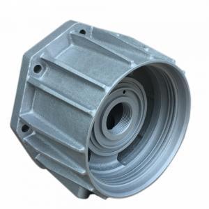 China OEM Sand Casting Aluminum Parts , Custom Cnc Aluminum Parts Silver Color on sale