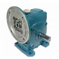 China Worm Gear Speed Reducer on sale