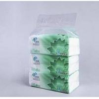 China Soft Pack Facial Tissue (GreenLotus Series) on sale