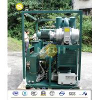 Mobile Transformer Oil Purifier / Oil Filtration Plant With Fully Aluminum