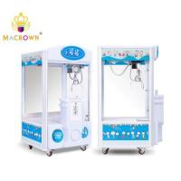 La Meng High Quality Dolls Picking Game Machine Toy Crane Claw Machine