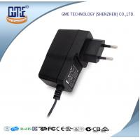 Cheap EU plug Constant Current LED Driver 15V 1A Universal Power Adapter With GS CE for sale
